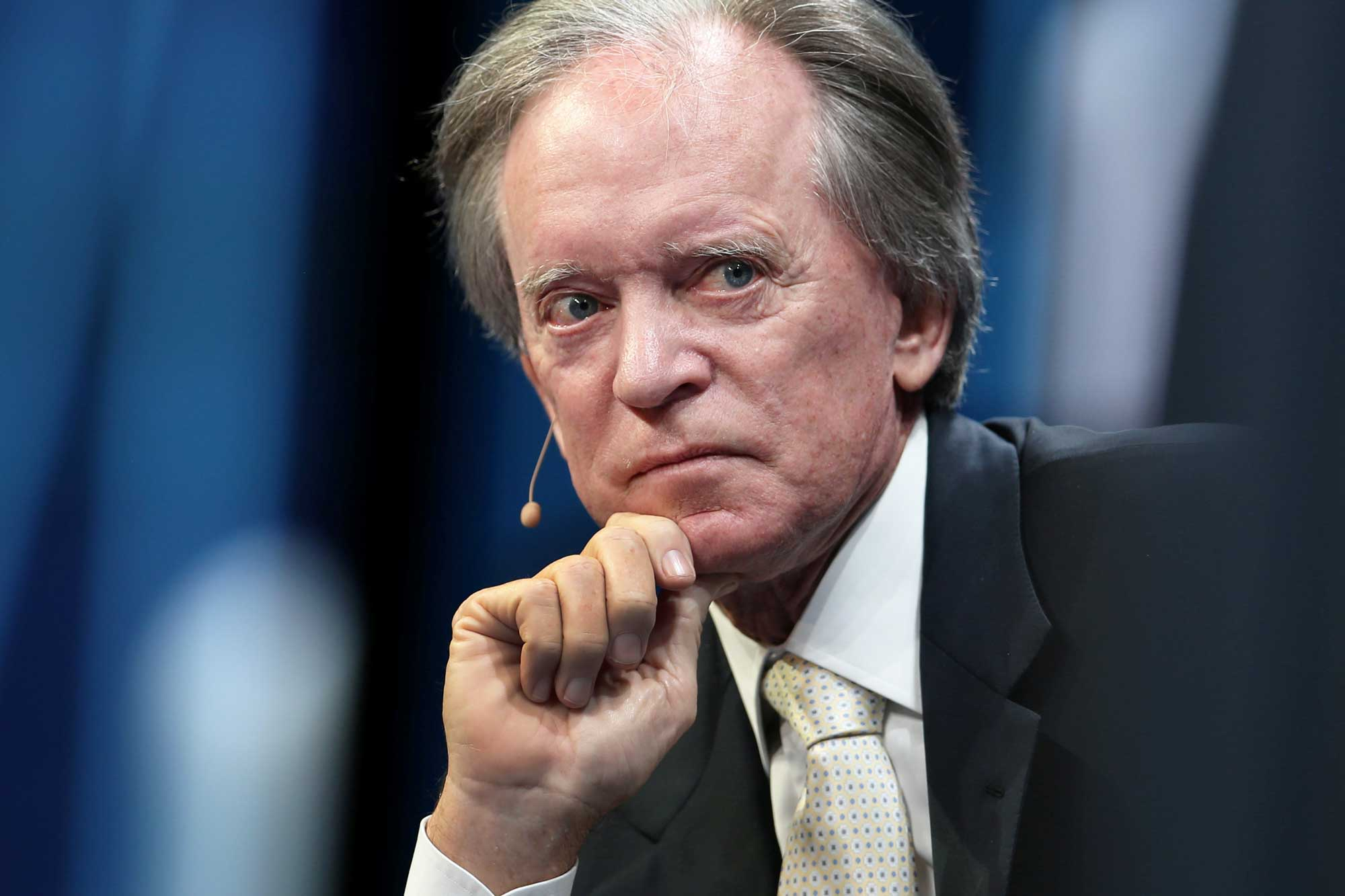 Fixed Income Legend Bill Gross Retires