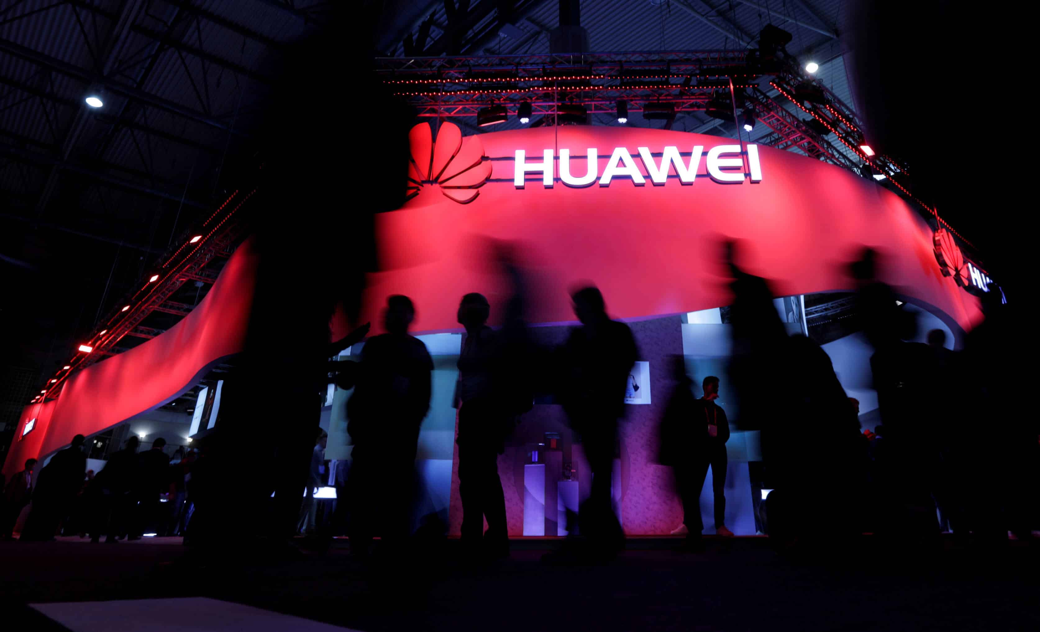 Huawei Says It will need 3-5 Years to Allay Britain's Security Fears