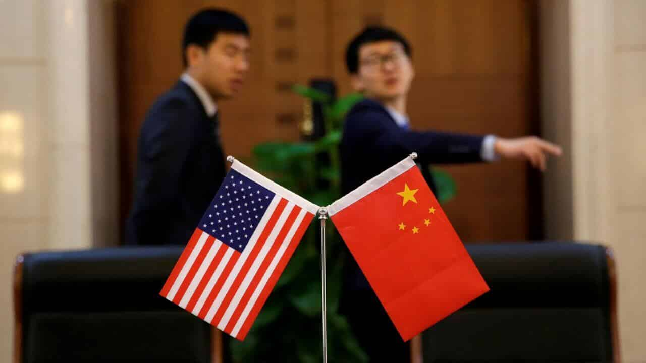 No extension over the US-China