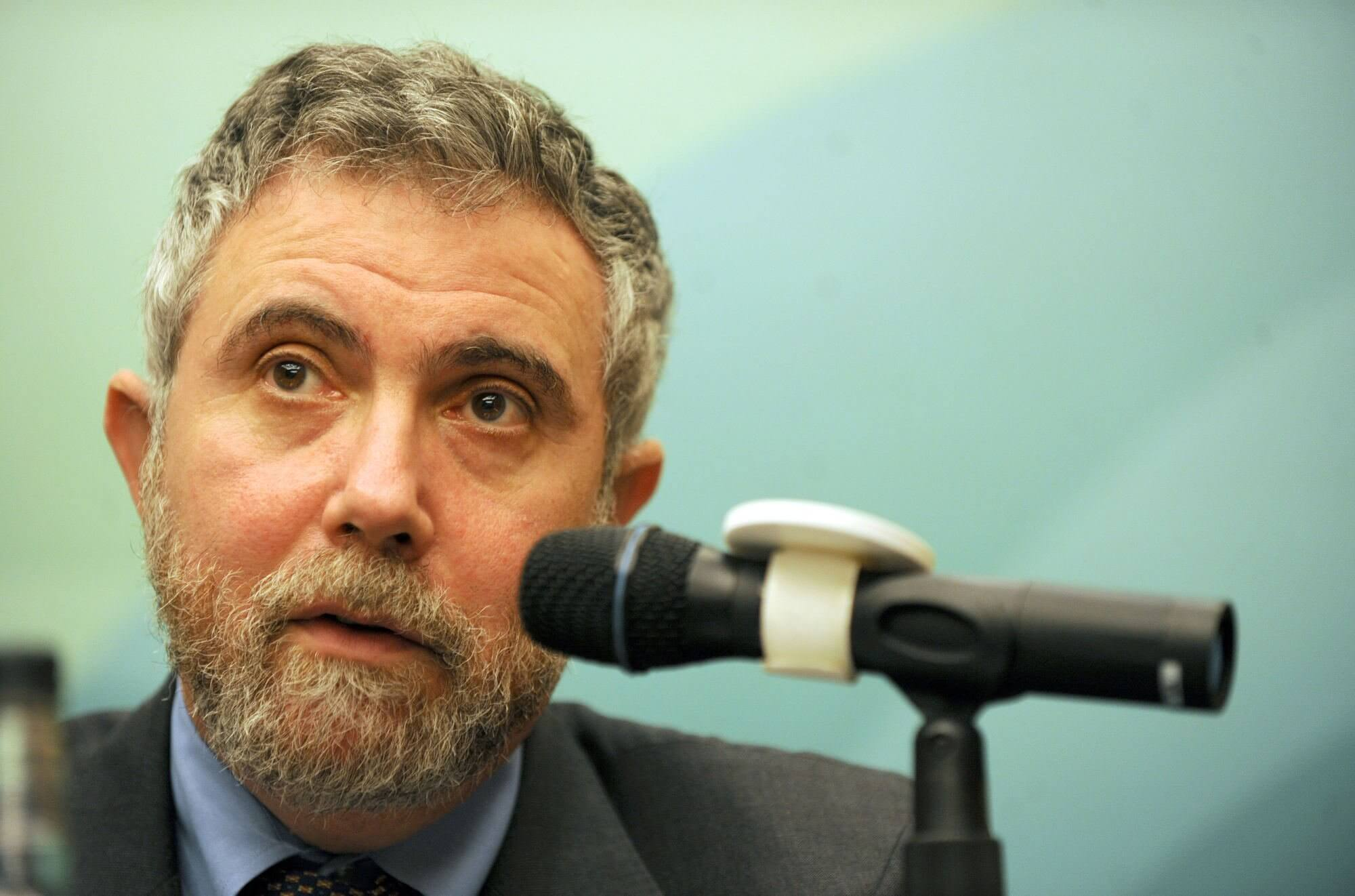 Paul Krugman Expects a Recession this Year and Warns of Unpreparedness