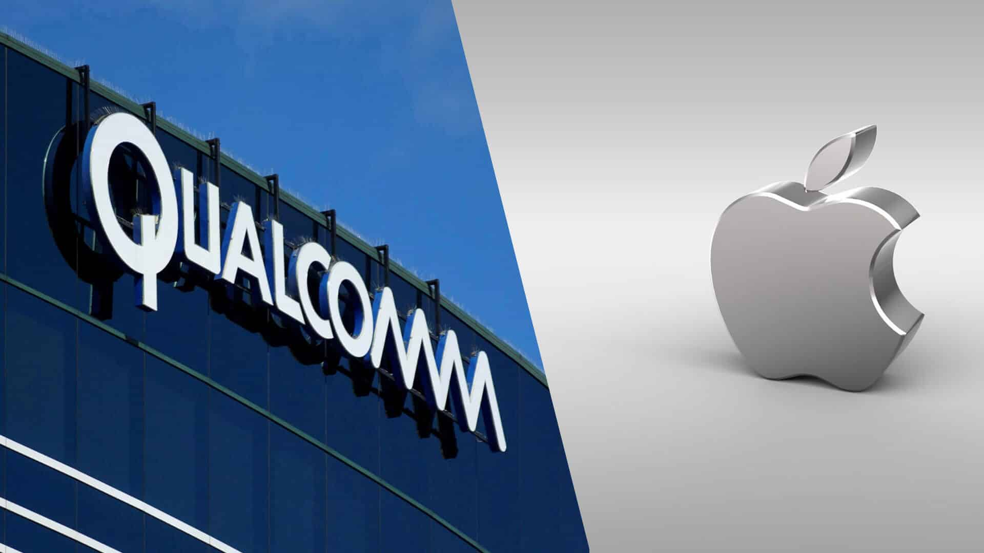Qualcomm-Apple Battle Heats Up as Former Urges Ban on iPhone Imports