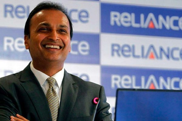Supreme Court Holds Anil Ambani and two Others Guilty on Contempt, Orders to Pay Rs 453 Crores to Ericsson in 4 Weeks or Go to Jail