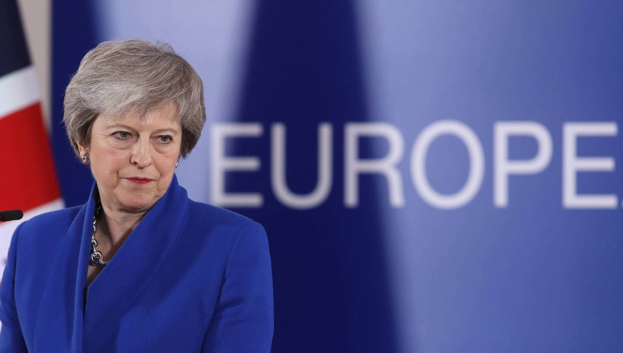 UK to Face Long Brexit