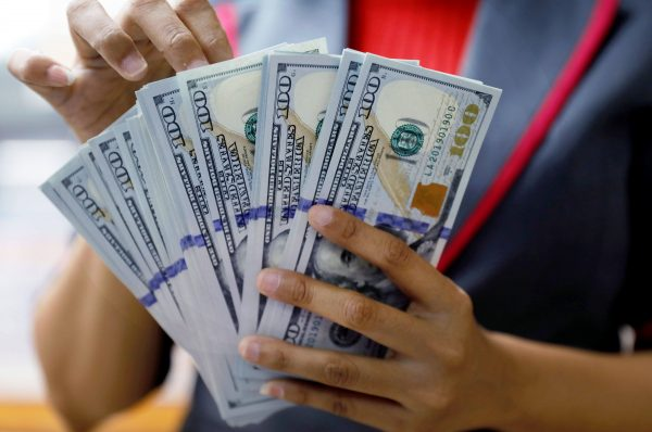 US Dollar Getting Stronger Day by Day