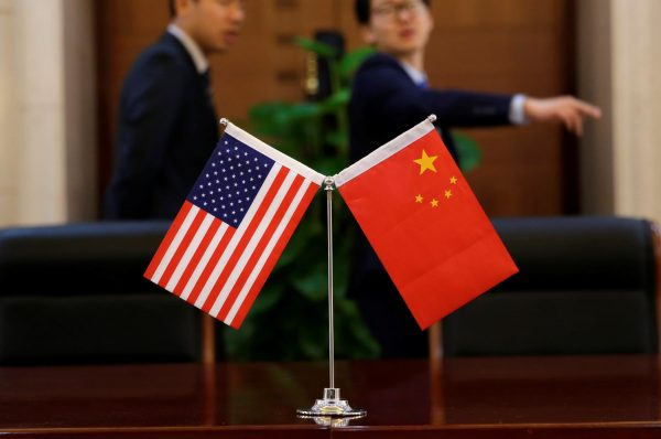 Optimism in U.S.-China Trade Talks Pushes Asian Shares Up
