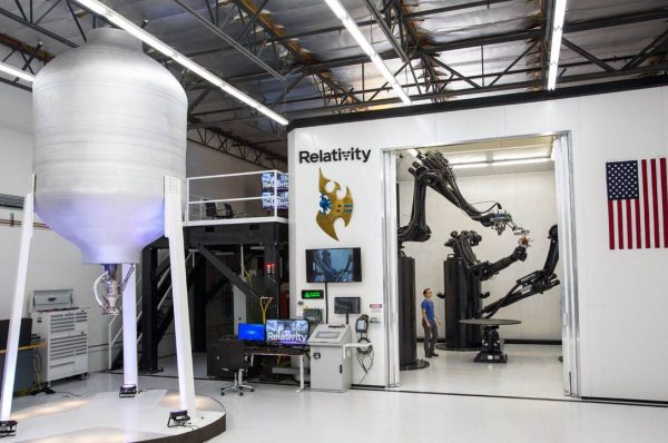 Relativity Space Lands Big Contracts Without Any Launches to Space
