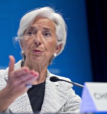 Christine Lagarde Lays