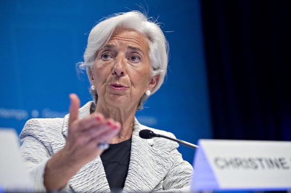 IMF's Christine Lagarde Lays Out The Possible Disruptive Nature Of Fintech