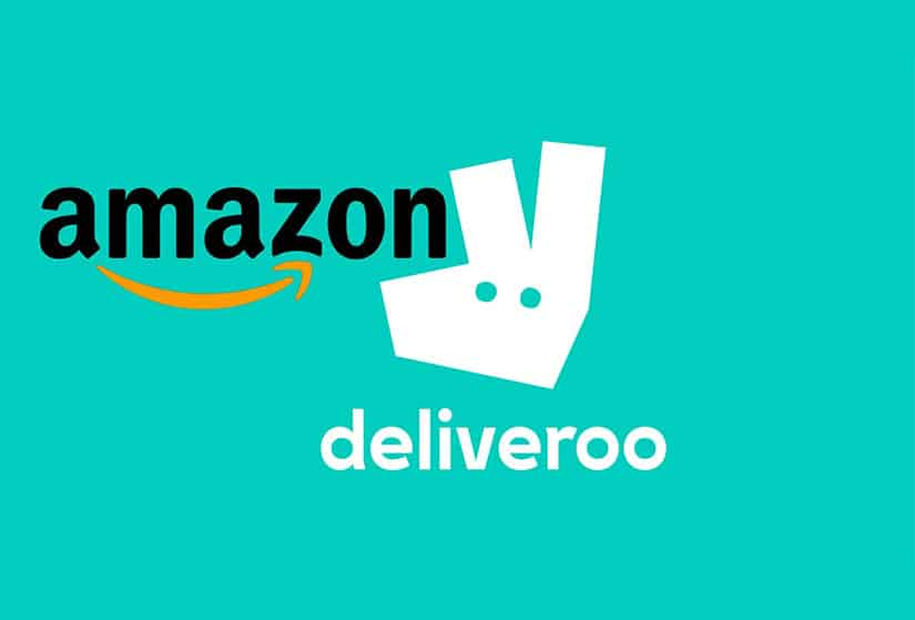 British-Antitrust-Agency-Opens-Probe-Into-Amazons-Deliveroo-Investment
