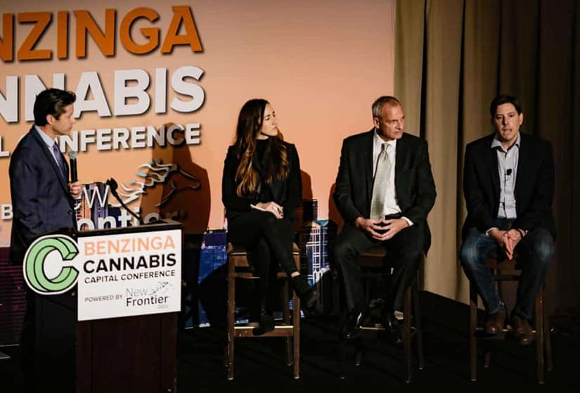 Leading Pro Cannabis Investors Talk about the Sector at an Event