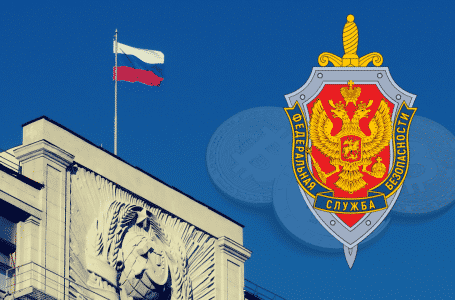 Russian Intelligence Agency, FSB, Possibly Linked to Loss of $450 Million Worth Bitcoin