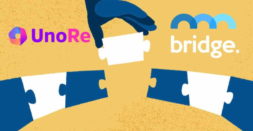 UnoRe Partners with Bridge Mutual
