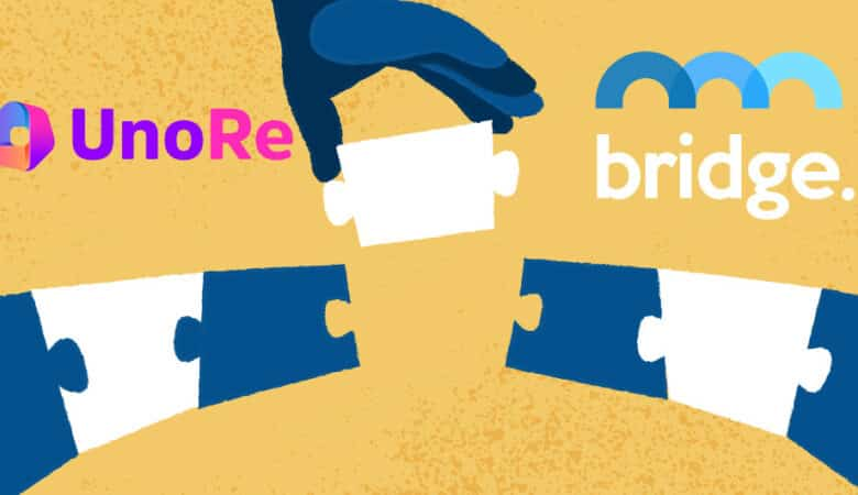 UnoRe Partners with Bridge Mutual